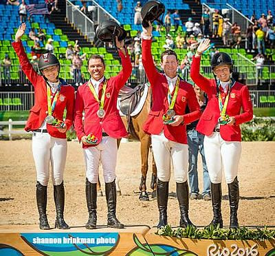 Team USA Olympians to Be Honored at Central Park Horse Show