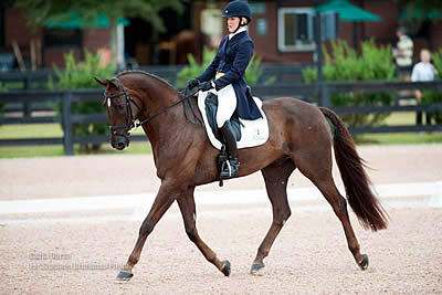 First Divisional Champions Honored at the USEA American Eventing Championships