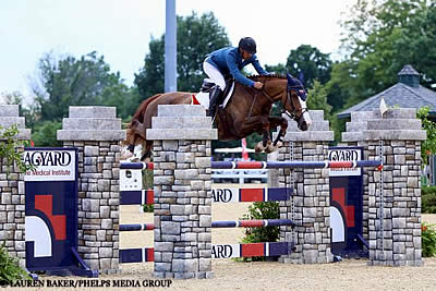 Pablo Barrios Claims $50,000 Leading Rider Award in 2016 Hagyard Challenge Series