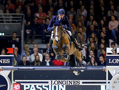 Deusser Wins Drama-Filled Longines Leg at Lyon