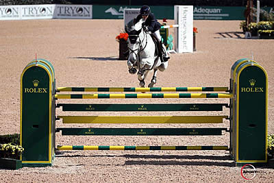 Margie Engle and Indigo Win $25k Tryon Resort Grand Prix to Conclude Competition at Tryon