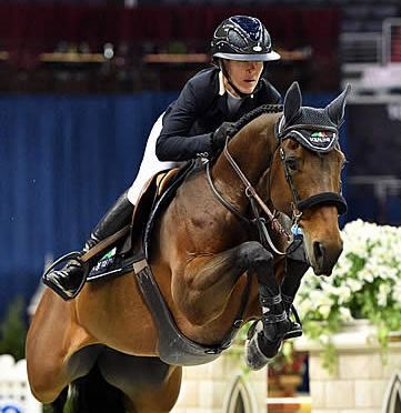 Lauren Hough and Ohlala Top $35,000 Welcome Stake at WIHS