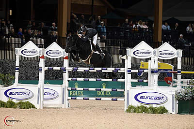 Andy Kocher Guides Zantos II to Win in $130,000 Suncast Grand Prix CSI 3* at Tryon