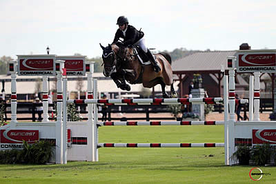 Shane Sweetnam Concludes Tryon Fall IV with Win in $25,000 Tryon Resort Grand Prix