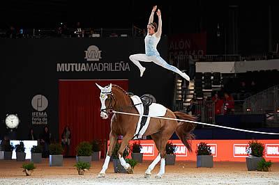 Success for Cavallaro and Heppler at Madrid Opener