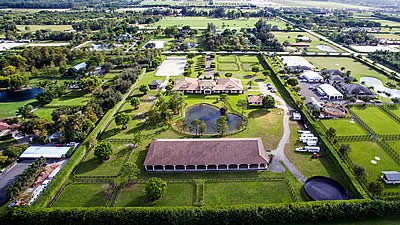 Diamante Farms Named Official USEF Elite Training Center