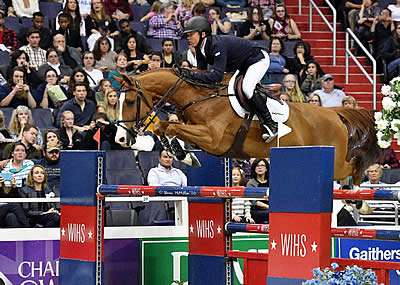 TV ALERT: NBC Sports to Broadcast $130k FEI World Cup Jumping Washington on Sun., Nov. 6