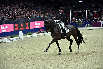 Carl Hester Does the Double as Valegro Retires in Style