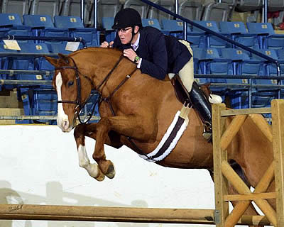 Stonewall County Horse Show Returns to the Virginia Horse Center for 25th Anniversary