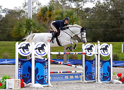Competition Continues during Week II at HITS Ocala