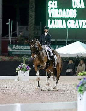 "Laura Graves and Verdades Record Another Win at AGDF's ""Friday Night Stars"""