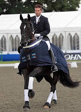 Michel Assouline Conducts Para-Dressage Symposium March 12-14 in Wellington