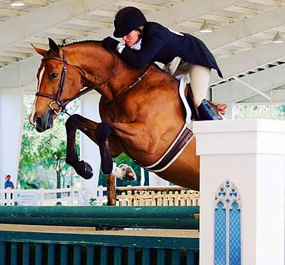 Farmer, Oliver, and Fuqua Highlight Hunter Derby Day