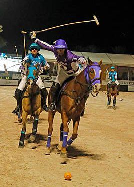 "Round 2 of $250,000 Gladiator Polo Rocks the Wellington ""Coliseum"""