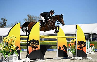 Andy Kocher Conquers $50,000 KindredBio FEI Grand Prix at HITS Ocala