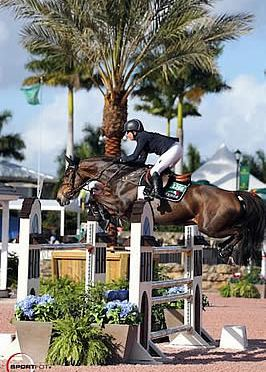 Laura Kraut and Nouvelle Win $35,000 Illustrated Properties 1.45m at WEF