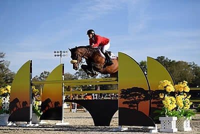 Madden and Breitlng LS Lead US Show Jumping Team to Silver at FEI Nations Cup CSIO4* Ocala