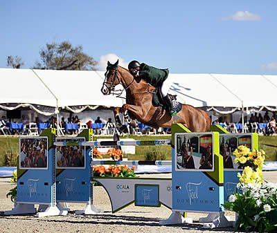 Cian O'Connor Wins $100,000 City of Ocala Grand Prix