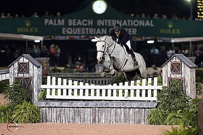 Scott Stewart and Catch Me Win $100k WCHR Peter Wetherill Palm Beach Hunter Spectacular