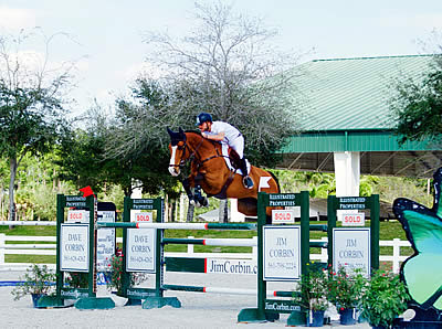 Valdez Prado and Whitacre Win Grand Prix and $5k 1.30 Open Stake during Palm Beach Series