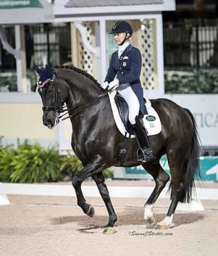 Emotional Victory for Bateson and Alcazar in FEI Grand Prix Freestyle CDI 4*