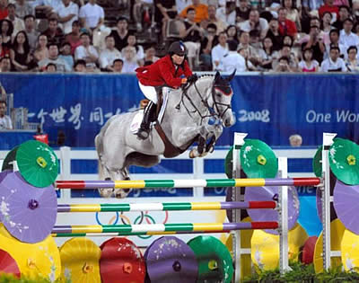 Cherry Knoll Farm Announces Retirement of Olympic Gold Medalist Cedric