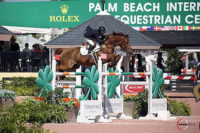 Laura Chapot Earns One-Two Finish in Suncast 1.50m Championship Jumper Classic at WEF
