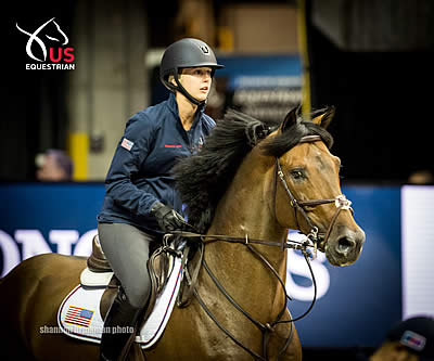 US Show Jumping Contingent Chasing Illustrious Longines FEI World Cup Jumping Final Title