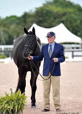 Para-Dressage Returns to Palm Beach for Adequan Global Dressage Festival CPEDI3*