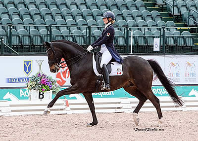 Canadian Team Takes Victory in Stillpoint Farm FEI Nations Cup CDIO 3*