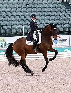 US Dressage Team Takes Silver in Stillpoint Farm FEI Nations Cup CDIO3*