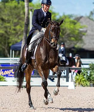 Piaffe Performance Rocks the Florida Show Circuit