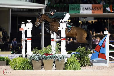 Ireland Wins $150,000 FEI Nations' Cup for Second Consecutive Year at WEF