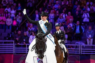 Queen Isabell Reigns Supreme in Dressage Grand Prix