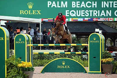 Wolff and Casall Blaze through Jump-Off to Place Third in $216,000 CSIO4* Grand Prix