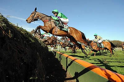 Minella Rocco Promoted to Grand National Favouritism after Finishing Second in Gold Cup