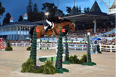 Top Show Jumping Athletes Vie for $400,000 in Devon Open Jumper Prize Money