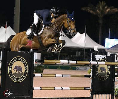 Samuel Parot and Atlantis Win $216,000 The Wanderers Club Grand Prix CSI 4* at WEF