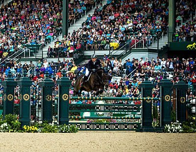 Rolex Kentucky Three-Day Event Welcomes World's Best Riders