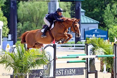 Santiago Lambre Saves Best for Last in $40,000 Bluegrass Grand Prix