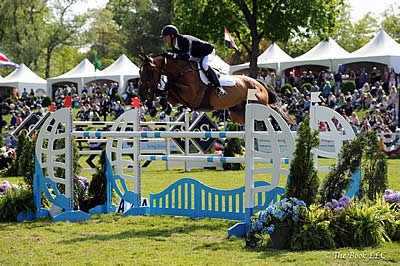Andrew Ramsay Claims $130k Empire State Grand Prix CSI3* at Old Salem Farm