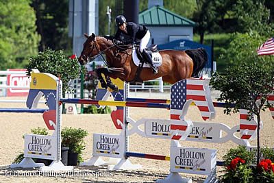 Sarah Segal Speeds to the Win in $40,000 Commonwealth Grand Prix