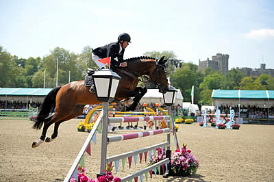 Royal Windsor Horse Show Boosted by ITV and Sky Sports Coverage