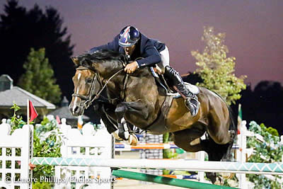 David Beisel and Ammeretto Take Top Honors in $50,000 Rood and Riddle Grand Prix
