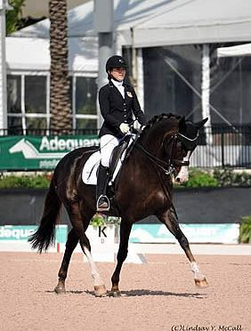 US Para-Dressage Athletes Continue Successful Summer 2017
