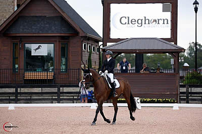 USEA American Eventing Championships Begin with Successful Day of Dressage at TIEC