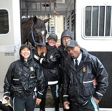 Washington International Horse Show Expands First Responder Ticket Program in 2017
