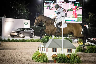 Dom Schramm and Ryan Wood Win US Open Arena Eventing at Central Park Horse Show