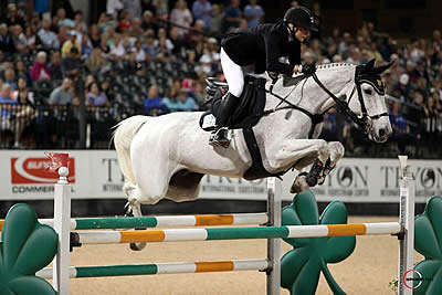 Marilyn Little and Clearwater Win $130k Suncast Commercial Grand Prix CSI 3*
