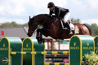 Pessoa Rides to Top of Leaderboard in $86,000 Tryon Sunday Classic CSI 5*